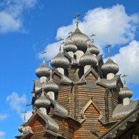 Покровская церковь в Невском лесопарке :: Елена