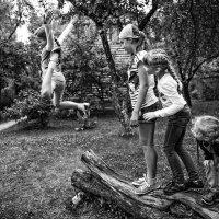 Девчонки учатся летать! :: Ирина Данилова