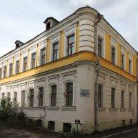 Москва,Кисельный тупик,дом 1 стр. 1 :: Александр Качалин