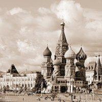 Храм Василия Блаженного :: Анастасия Смирнова