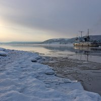 Конец арктической навигации :: Александр Велигура