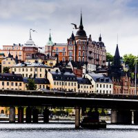 древний Стокгольм :: ник. петрович земцов