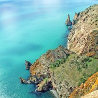 Скалы и бухты Карадага :: viton