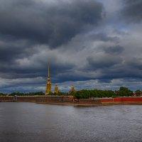 Петропавловская крепость :: Николай Николенко