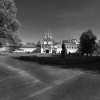 Иосифо-Волоцкий мужской монастырь :: Александр Шурпаков