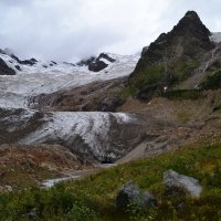 Ледник Алибек :: Сергей