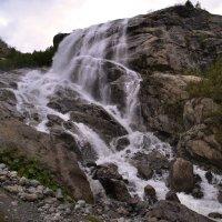 Водопад Большой Алибек :: Сергей