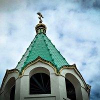 Фаниполь. Церковь Вознесения Господня. :: Nonna