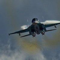 Су-34 МАКС 2015 :: Дмитрий Бубер