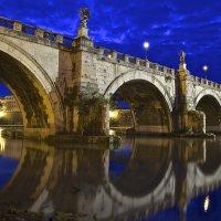 Мост Святого Ангела. :: Милана Гресь