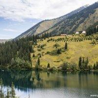 1-е Кольсайское озеро, Казахстан :: Alexey alexeyseafarer@gmail.com