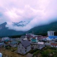 Турбаза для альпинистов :: Zifa Dimitrieva
