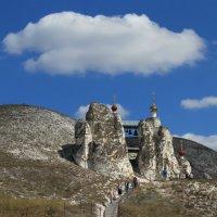 Храм и облако! :: Наташа Шамаева