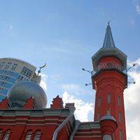 Мечеть. г. Нижний Новгород. :: Сергей Крюков