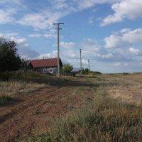 Сельский пейзаж :: Дмитрий Агафонов