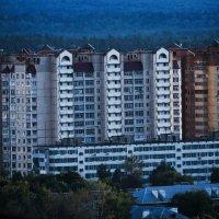 Дома :: Ольга Лисьева