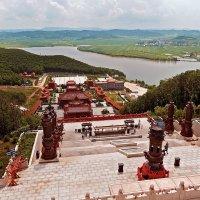 Храмовый комплекс. :: Жанетта Буланкина