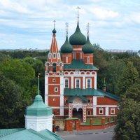 Церковь Михаила Архангела. Ярославль :: Наталья Левина