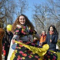 Танцы :: Елена Маргиева