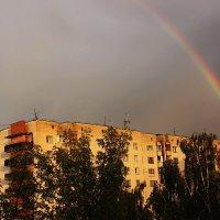 Из окна 5-го этажа 29.08.2015 года :: Людмила Минтюкова
