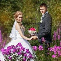 Свадьба Никиты и Юли :: Юрий Лобачев