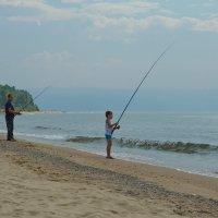Рыбаки :: Ольга Логинова