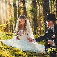 Аня и Дмитрий :: Katerina Lesina
