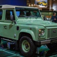 Land Rover Defender :: Valery K.Rocodile