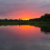 закат :: Екатерина Кудым