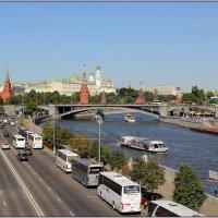 Москва в объективе туриста. :: Роланд Дубровский