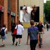 Будни большого города :: A. SMIRNOV