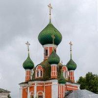 Храм в Переславле-Залесском :: Анастасия Безуглая