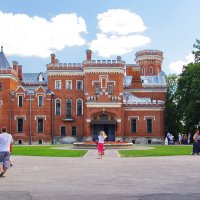 Дворец Ольденбургских. :: Ирина Нафаня