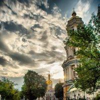 Утро в Лавре :: Александр Мирошниченко