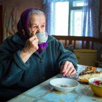 Бабушка :: Сергей Смирнов