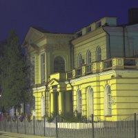 Ночной вокзал :: Юрий Гайворонский