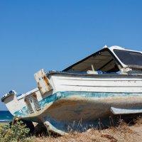 старая лодка :: Борис Иванов
