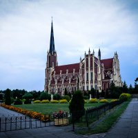 Костел Святой Троицы. Гервяты. Беларусь. :: Nonna