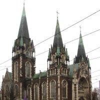 Костел Святой Эльжбеты, г.Львов :: super-krokus.tur ( Наталья )