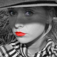 портрет Елены :: Елена Гнатик