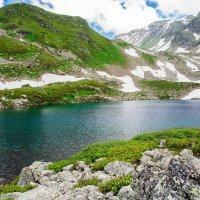 озеро Семицветное :: Евгений