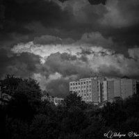 город :: юрий мотырев