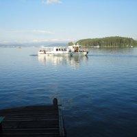 на озере Тургояк :: Валерий Конев