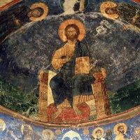 фрески 12 век :: Evgeny