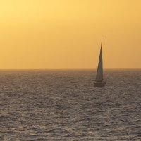 Закат над Атлантикой :: Евгений {K}