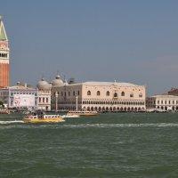 Венецианская лагуна Италия. The Venetian lagoon Italy :: Юрий Воронов