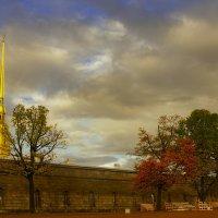 Осень в городе :: Marika Hexe