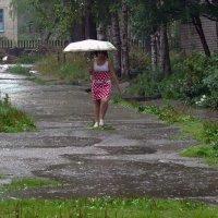 Дождь :: Валентин Кузьмин