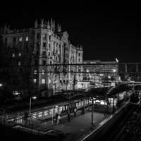 На Белорусском вокзале :: Timur Sharipov