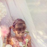 Маленькая Принцесса :: Марина Бондарь